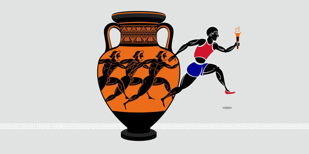Greek mythology online course Olympic Games