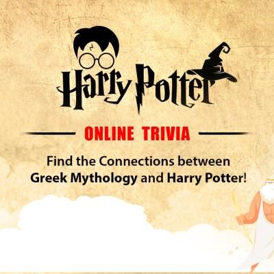 Online Trivia for Harry Potter and Greek Mythology Fans