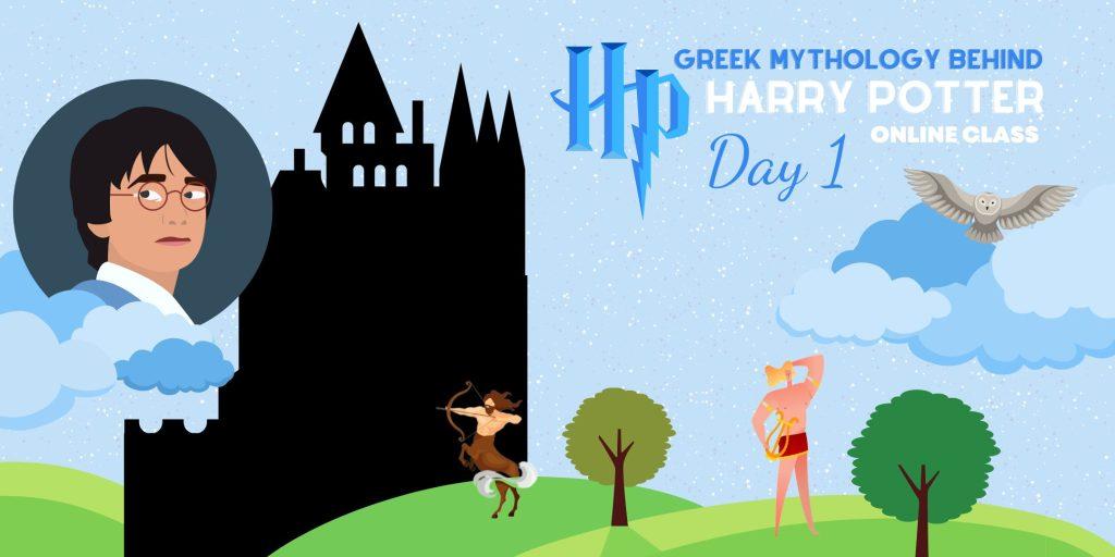 Harry Potter Online Camp Day 1 Greek Mythology