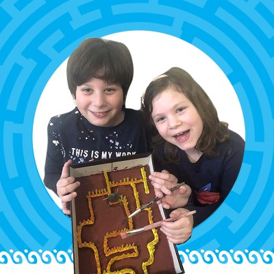 Create your Own Monster Maze: Greek Mythology Arts and Crafts Online Class