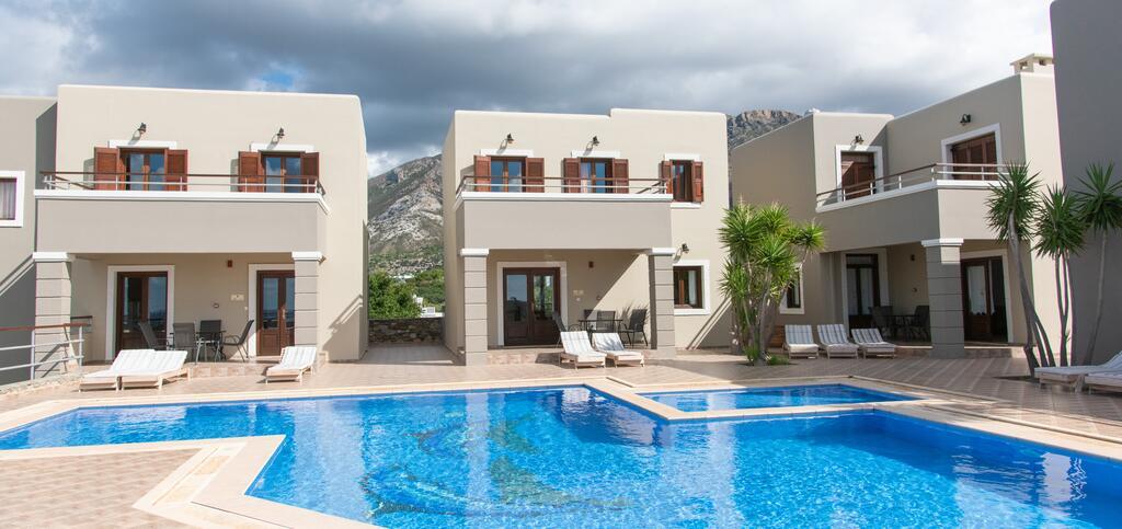 Nireides Villas Elafonissi Beach Chania Crete Accommodation for families