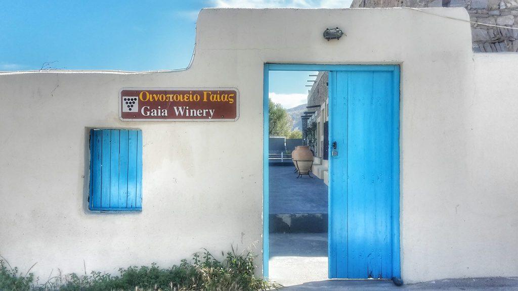 Gaia Winery Facebook