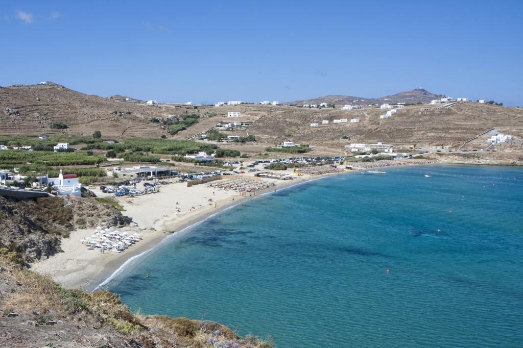Kalo Livadi Beach Mykonos DP-min