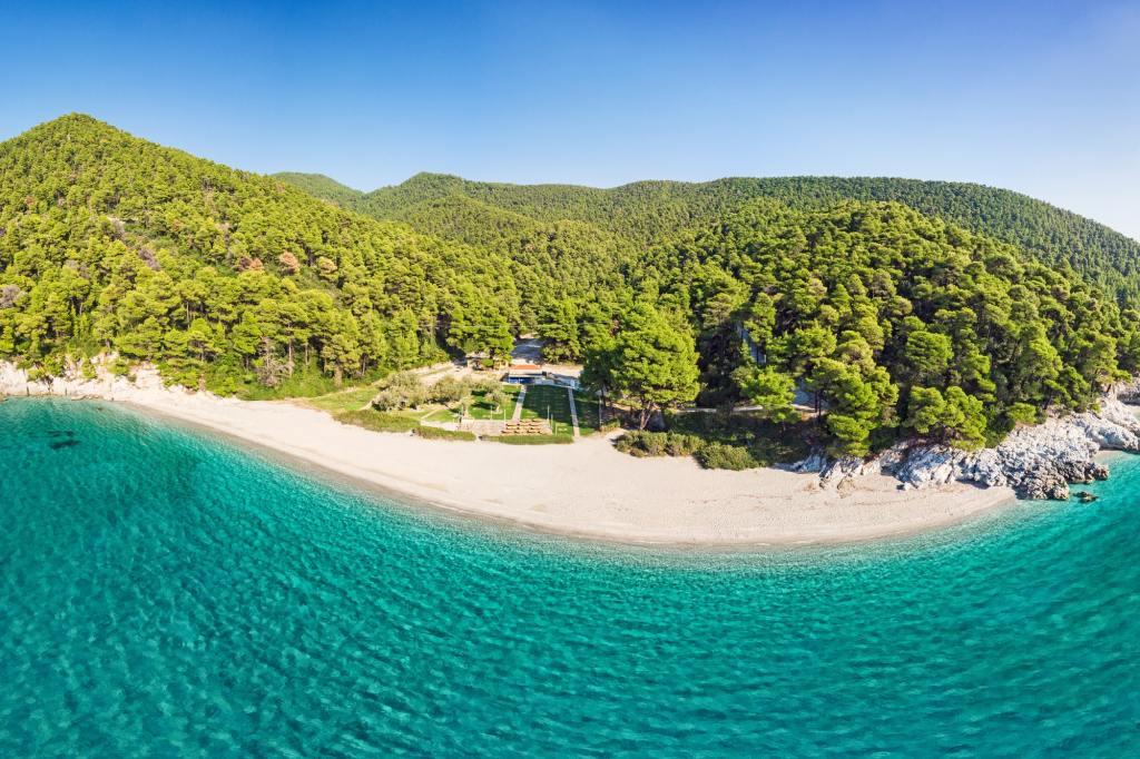 Kastani Beach on Skopelos Mamma Mia DP