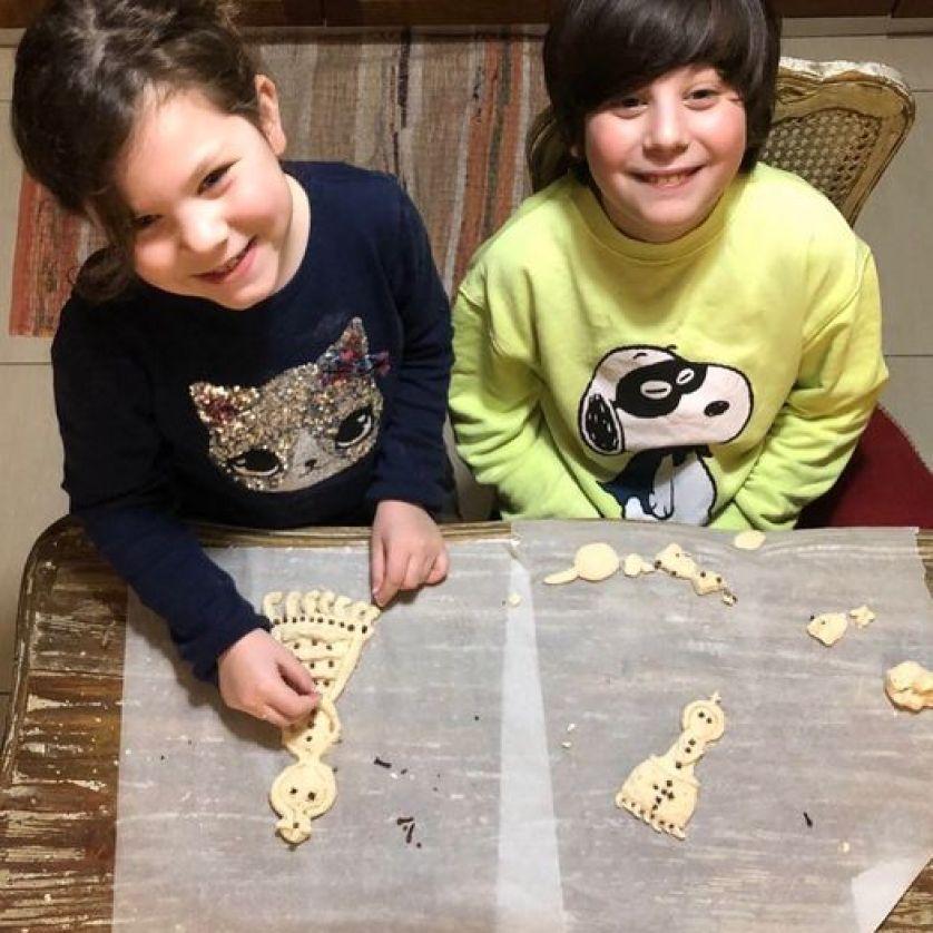 Kiria sarakosti Kids Love Greece