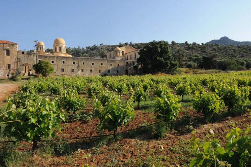 Monastery of Agia Triada Winery Facboook