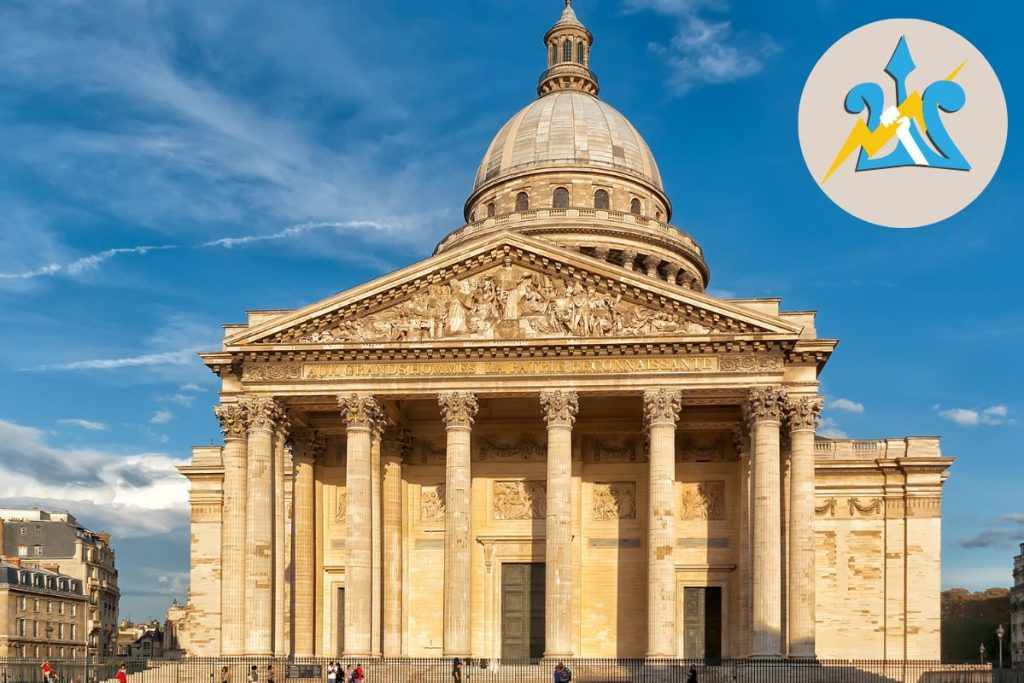 Percy Jackson Tour of Rome for Kids Italy Pantheon DP