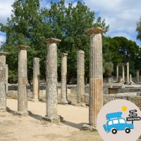 The Self-Drive Greek Mythology Trip for Families: Epidaurus, Mycenae, and Olympia Tours