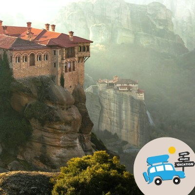 The Ultimate Self-Drive Greek Mythology Trip for Families: 5 day itinerary