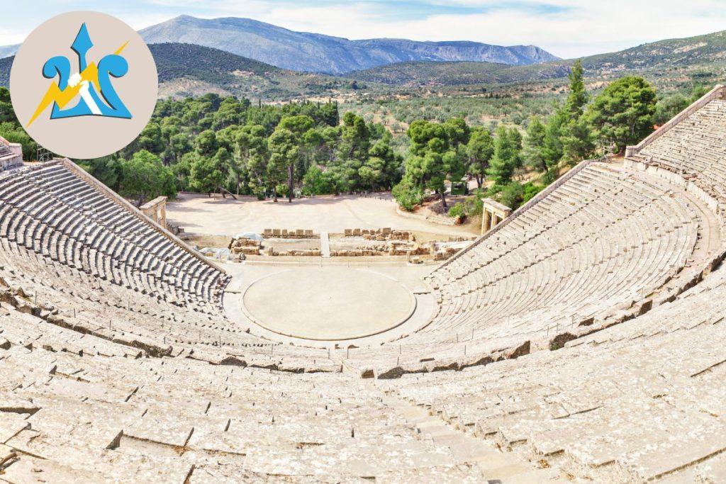 Visit Epidaurus theater with Kids who love Percy Jackson (2)