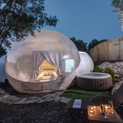 Glamping with Kids in Greece: 8 places to Camp in Style with your family