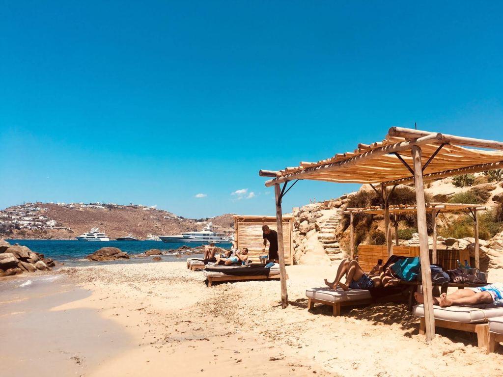 Scorpios Beach Bar Mykonos-min