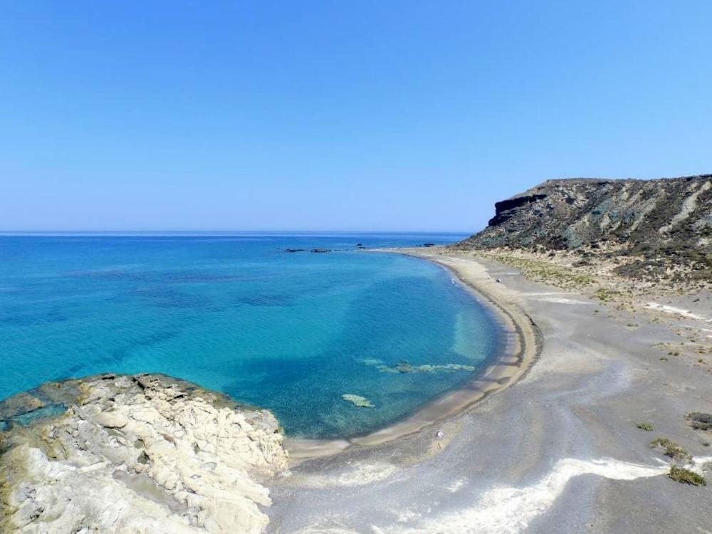 Koufonissi islet Crete Cretan Beaches-min