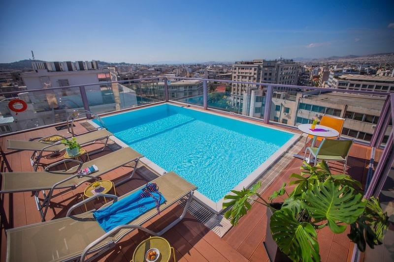 Novus Hotel pool-min