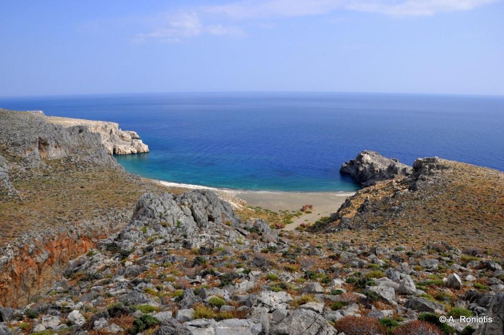 Trafoulas Beach Cretan Beach
