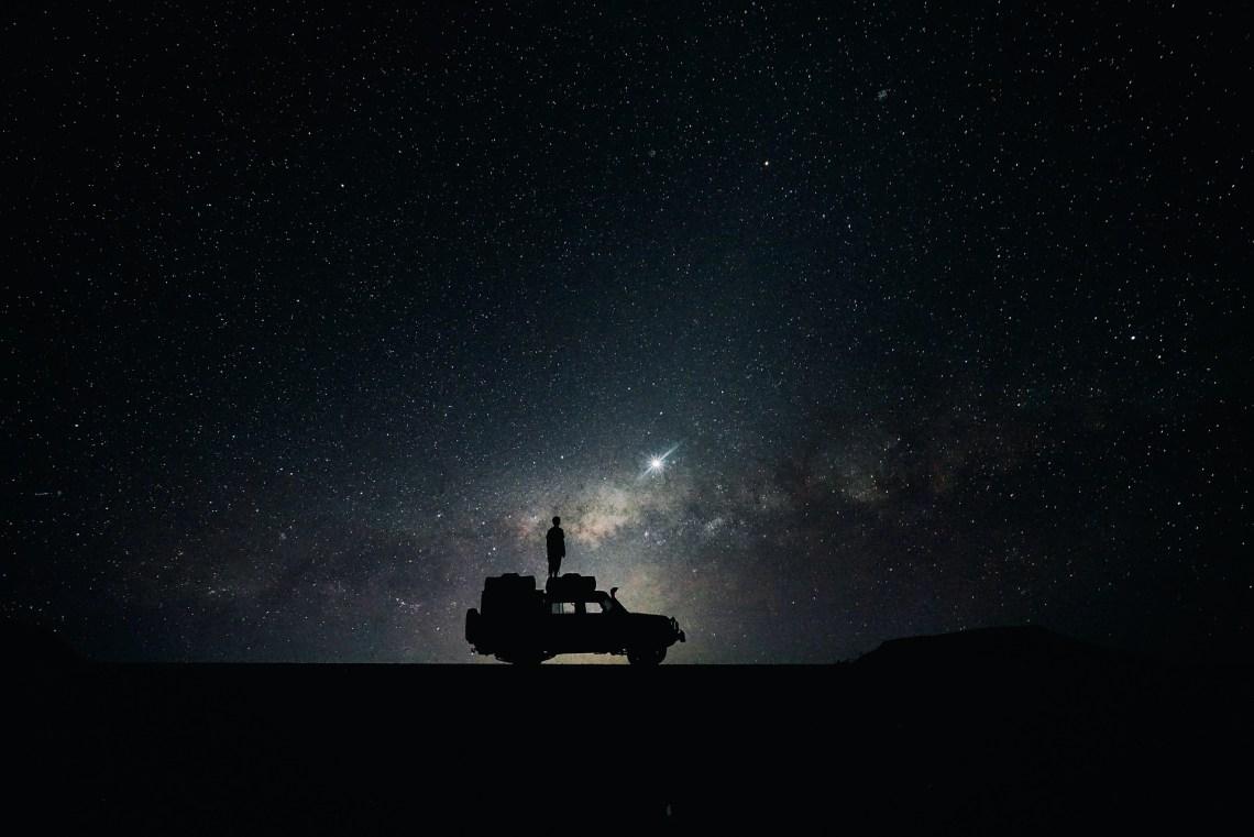 nightsky Paros