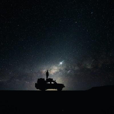 Stargazing for Kids: A Magical Night in Paros or Antiparos