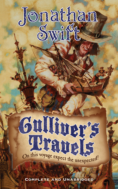 Image result for gulliver's travels by jonathan swift