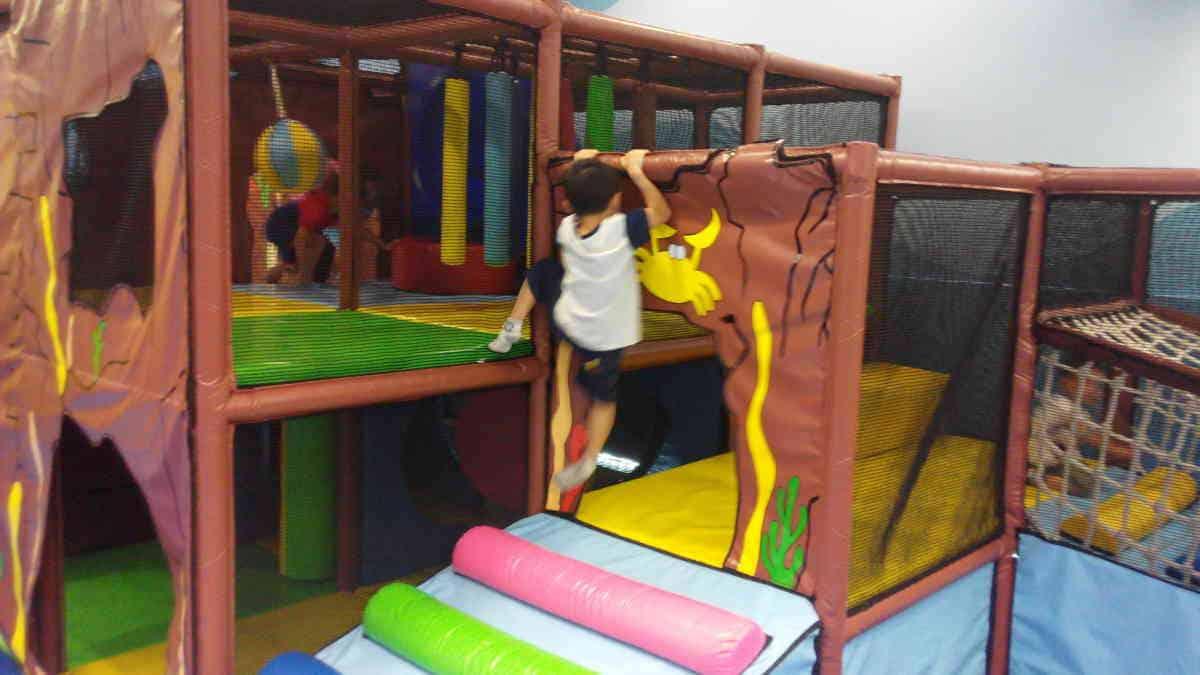 免費親子好去處:調景嶺體育館兒童遊戲室   親子活動 family fun@香港2018