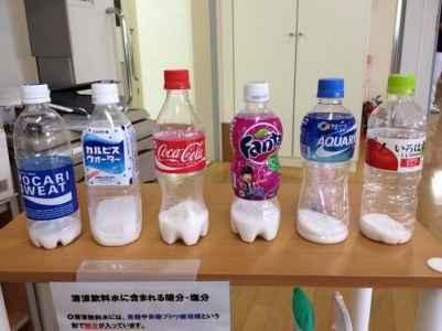飲品中的糖份