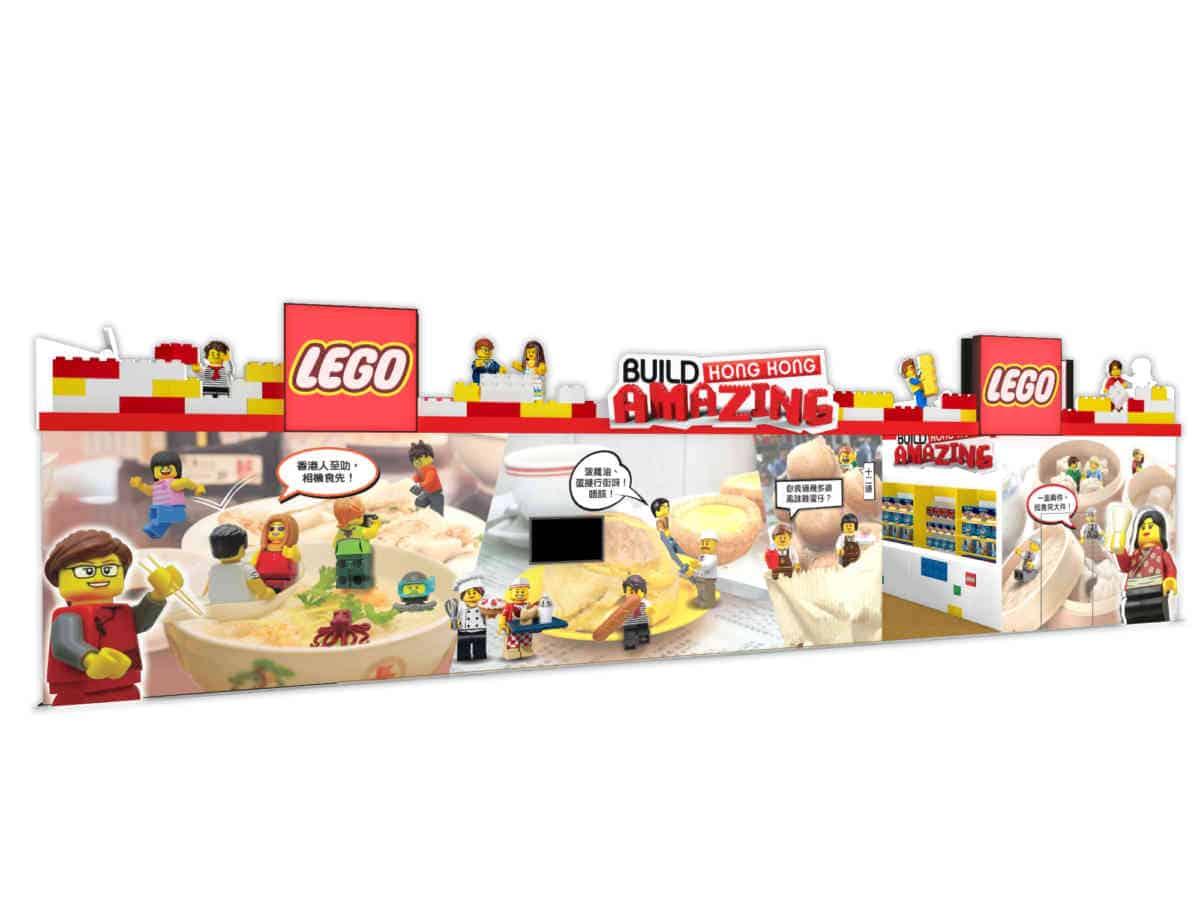 香港動漫電玩節2017 Lego展覽及優惠@會展 [28/7-1/8/2017] | 親子活動 family fun@香港2020