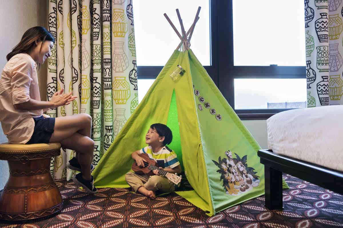 本地親子度假:迪士尼探索家度假酒店 | 親子活動 family fun@香港2020