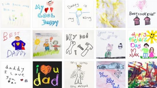 Boomf棉花糖超級英雄大典 — Father's day by Kid