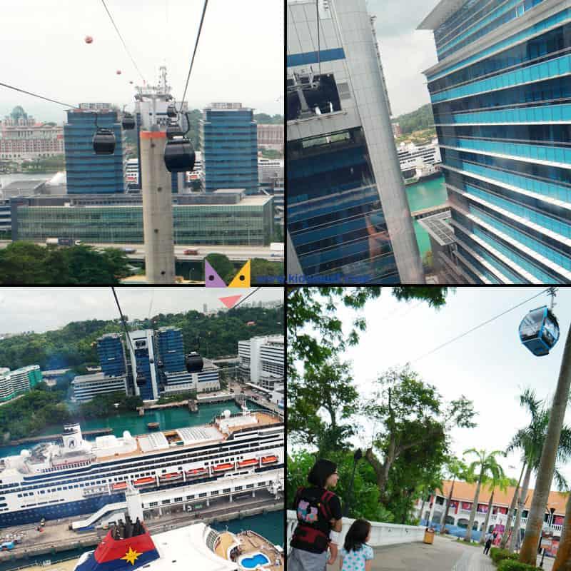 新加坡纜車 Singapore Cable Car