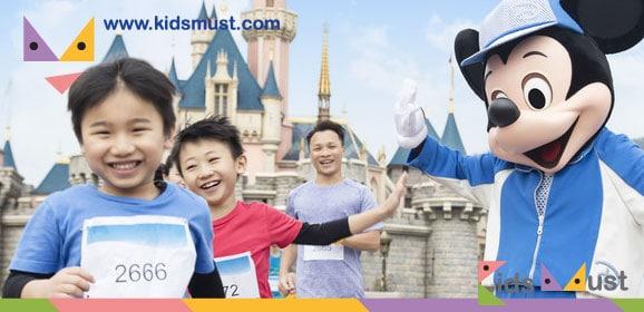 香港迪士尼樂園10K Weekend樂園跑步賽