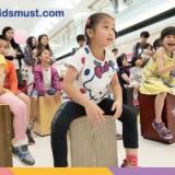 經典兒歌Acoustic Live及小小Buskers互動音樂會@黃埔新天地  [23,30/7/2017]
