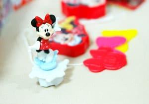 「米妮老鼠」溜冰舞蹈