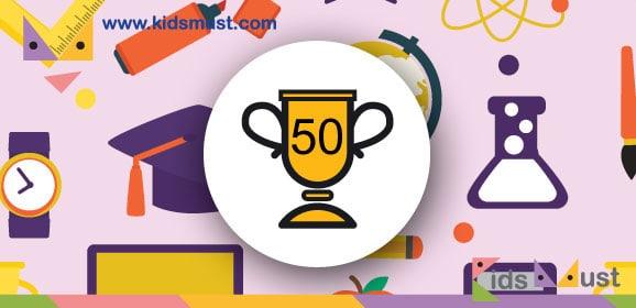 2016-17年度全港中學排名Top 50