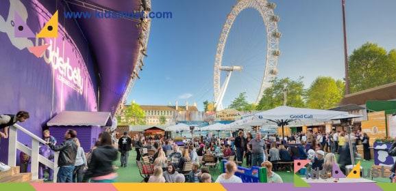 紫色牛牛 Udderbelly Festival 2015