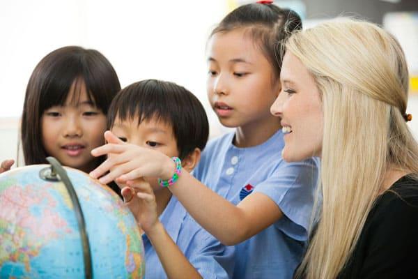 耀中國際學校小學部課程簡介會2016
