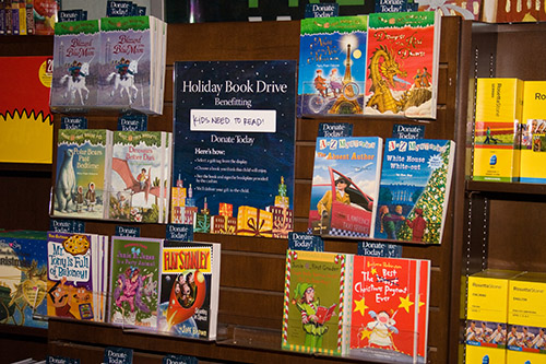 Give The Gift Of Reading The 2014 Barnes Amp Noble Holiday