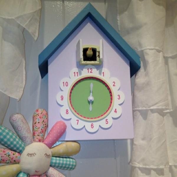 10 Cute Cuckoo Clocks To Decorate A Nursery Room  Kidsomania