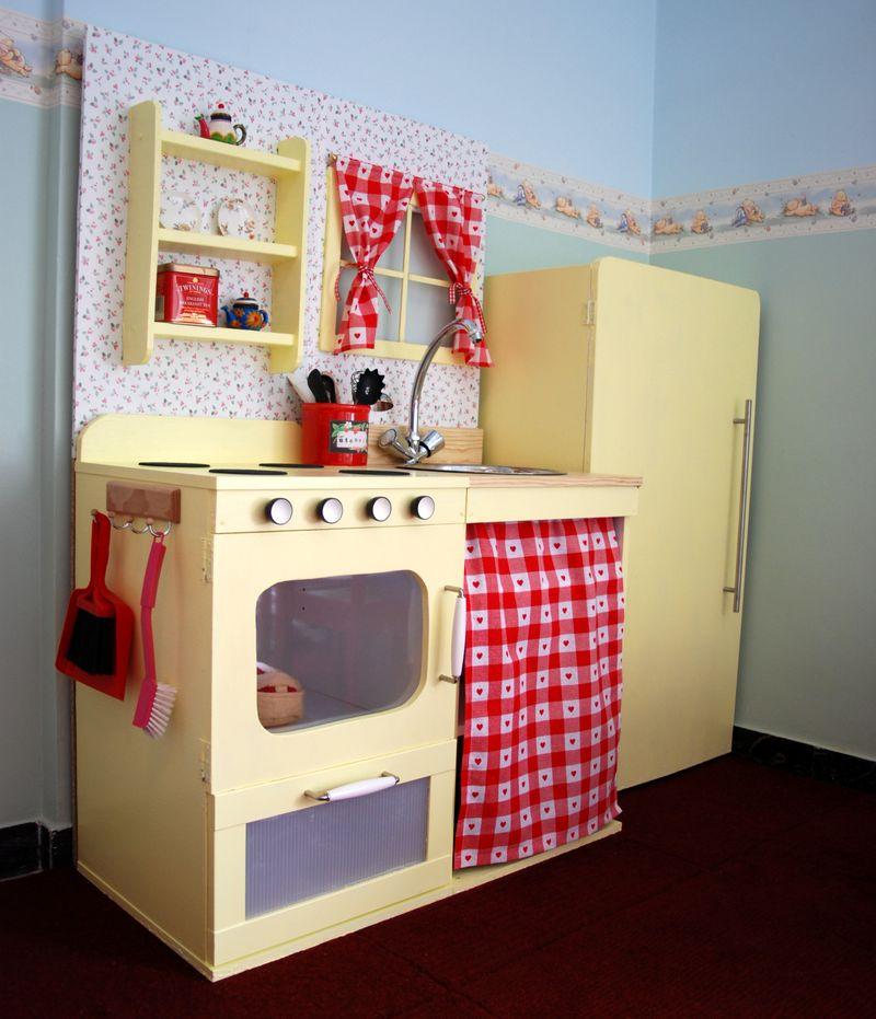 10 Cool DIY IKEA Play Kitchen Hacks  Kidsomania