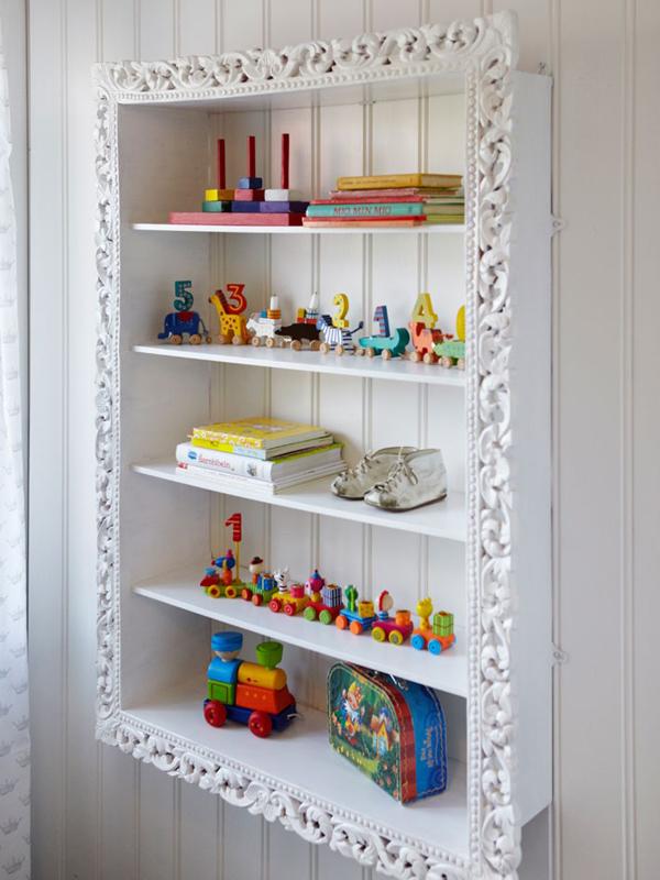 20 Cool Kids Toy Shelf Ideas Kidsomania