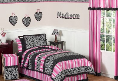 Black Bedroom Sets For Girls