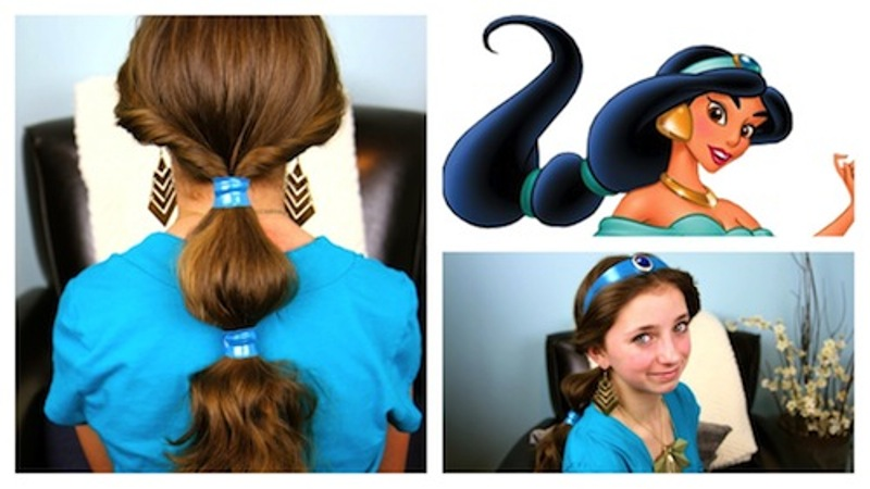 15 Easy Halloween Hairstyles For Kids Kidsomania