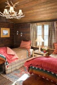 23 Creative And Cozy Rustic Kids Bedrooms