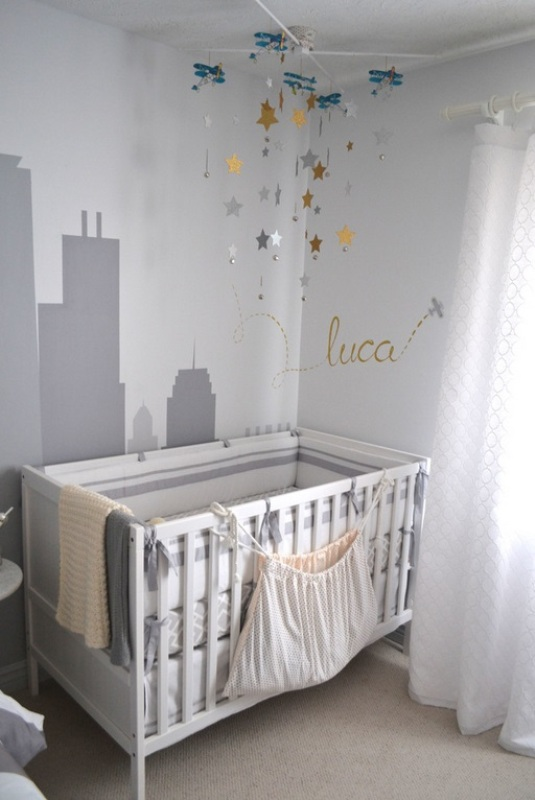 Little Boy Cute Wallpaper 23 Fantastically Beautiful Starry Nursery Decor Ideas