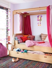 31 Charming Canopy Bed Ideas For A Kids Room