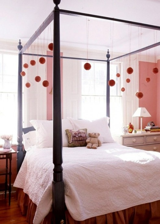 31 Charming Canopy Bed Ideas For A Kids Room  Kidsomania