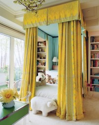 31 Charming Canopy Bed Ideas For A Kids Room | Kidsomania