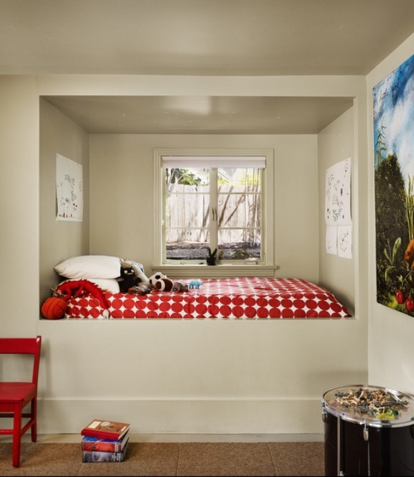 33 Space Saving Built In Kids Beds Ideas Kidsomania