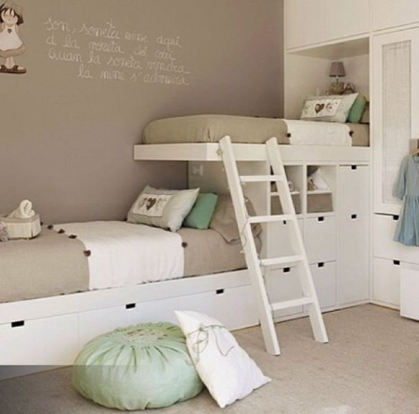 4 Clever Tips And 29 Cool Ideas To Design A Shared Room For A Boy And A Girl  Kidsomania