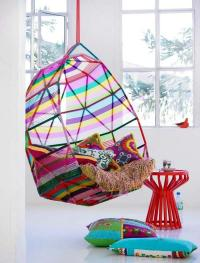 8 Wonderful Suspended Chairs For A Childrens Room ...
