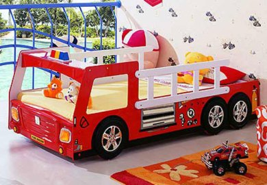Toddler Boy Truck Bedroom Ideas