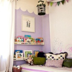 Comfortable Reading Chair Small Space Skeleton 15 Compact Nook Inspirations For Kids | Kidsomania